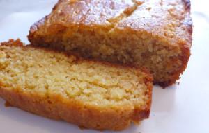 lemon pund cake